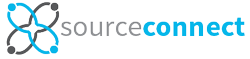 SourceConnect logo