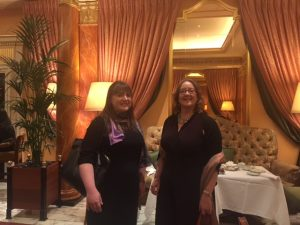 Rachael Poole and Rachel Sestini of Sestini & Co