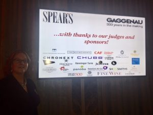 Spears WMA awards 2016